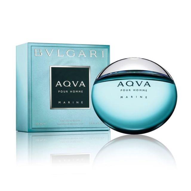 降價‼️BVLGARI AQVA水能量男性淡香水