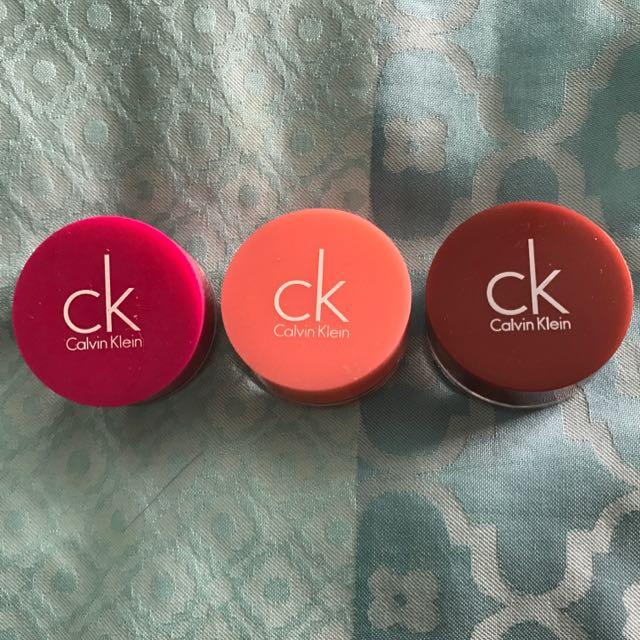 Calvin Klein Lip Balm Set