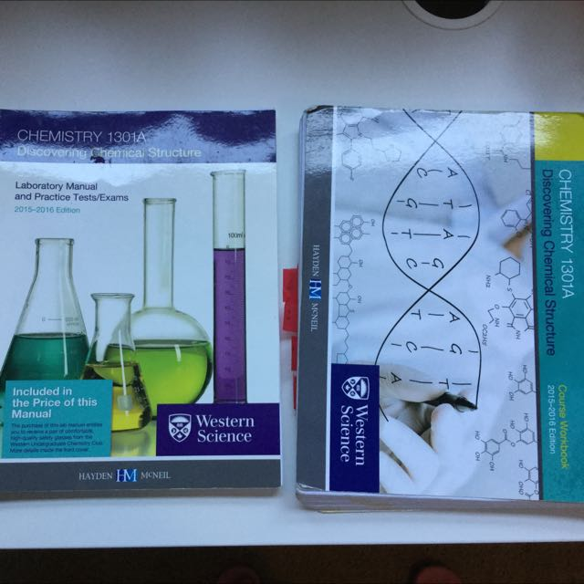 Che 1301 Last Year Lab Manual And Work Book