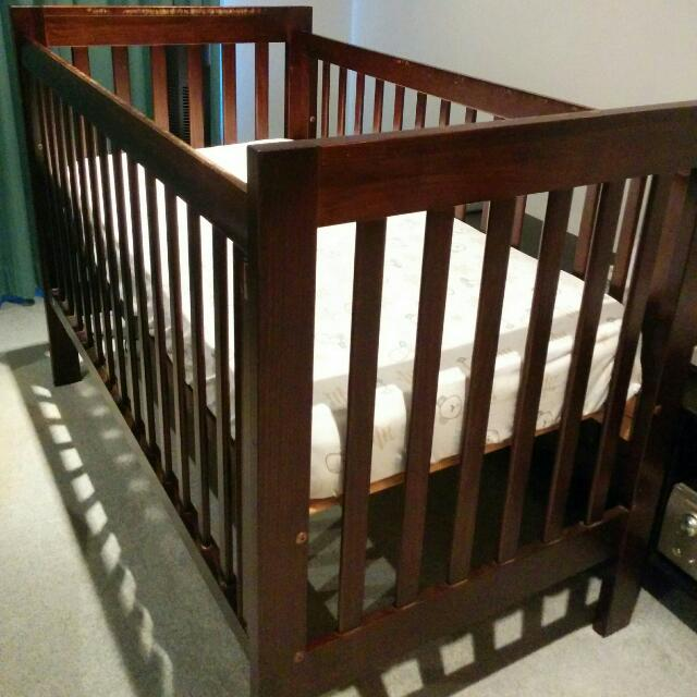 Cot For Newborn Up To 3 Years.