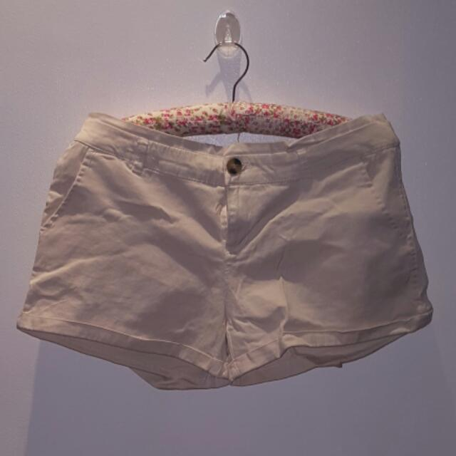 Cotton On Khaki Shorts - US 8