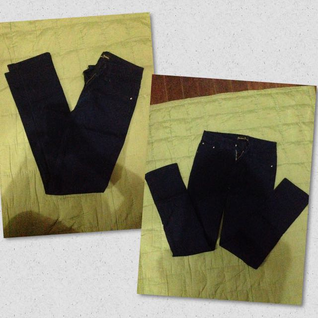 Dark Navy Blue