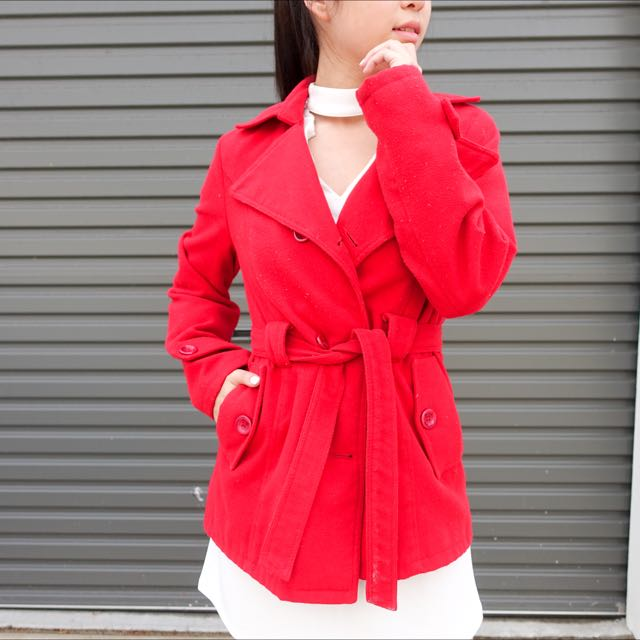 D&G Replica Red Coat