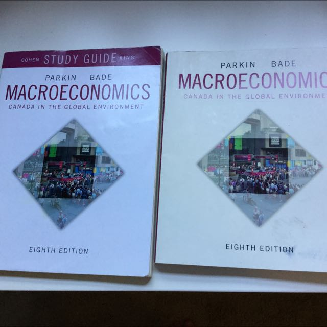 Econ 1022 8th Ed Text+ Study Guide