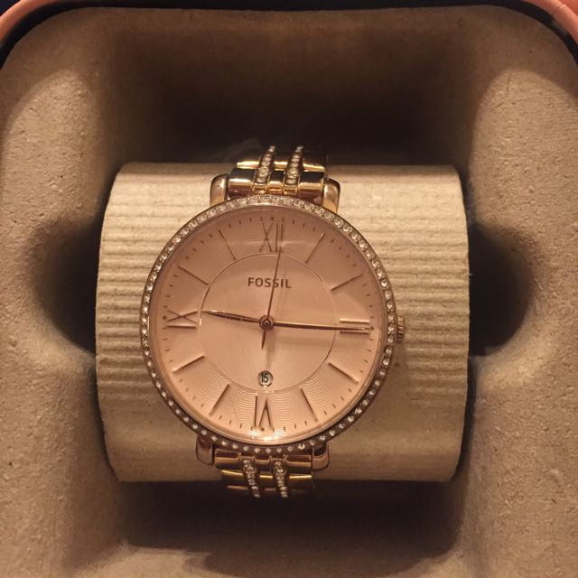 Fossil Watch *price Drop*