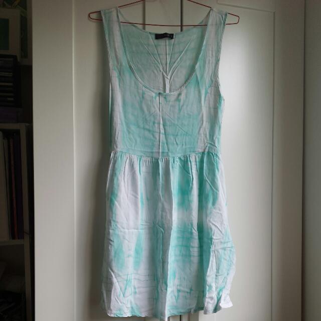 Free Fusion Tie Dye Dress