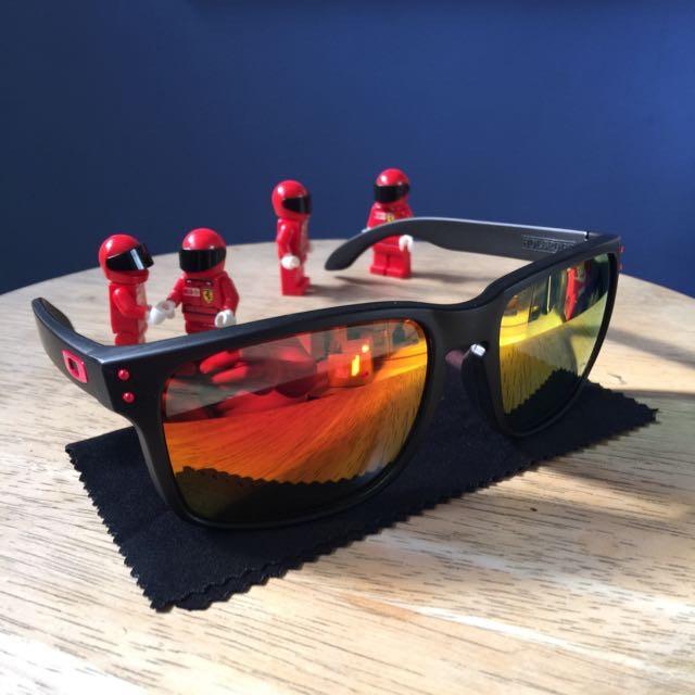 ac83d947f7 FREE MAILING  Oakley HOLBROOK x Nicky Hayden Polarised Sunglasses ...