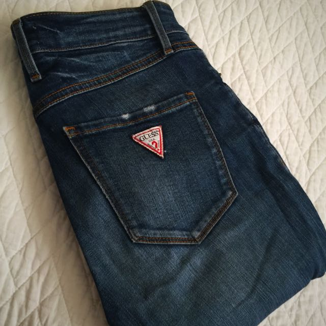 Guess Distressed Jeans
