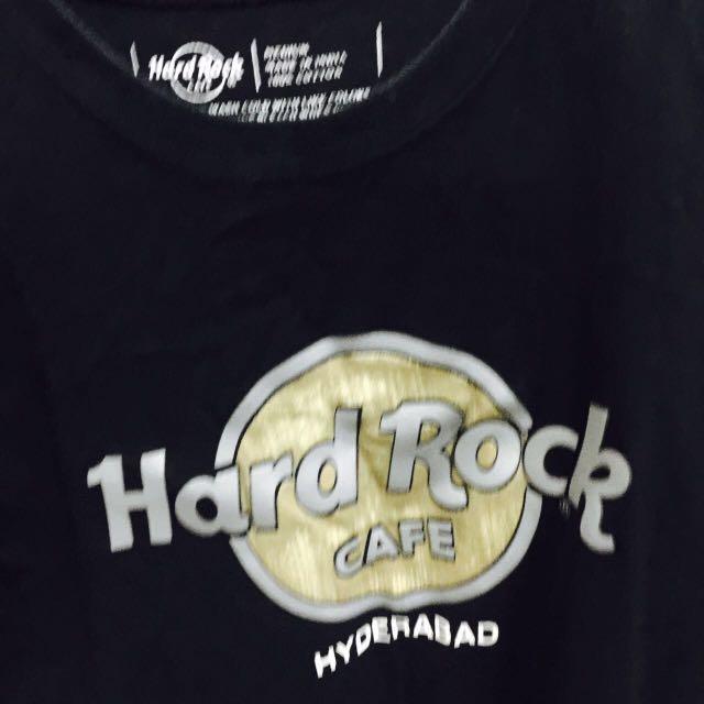 Hard Rock T Shirt
