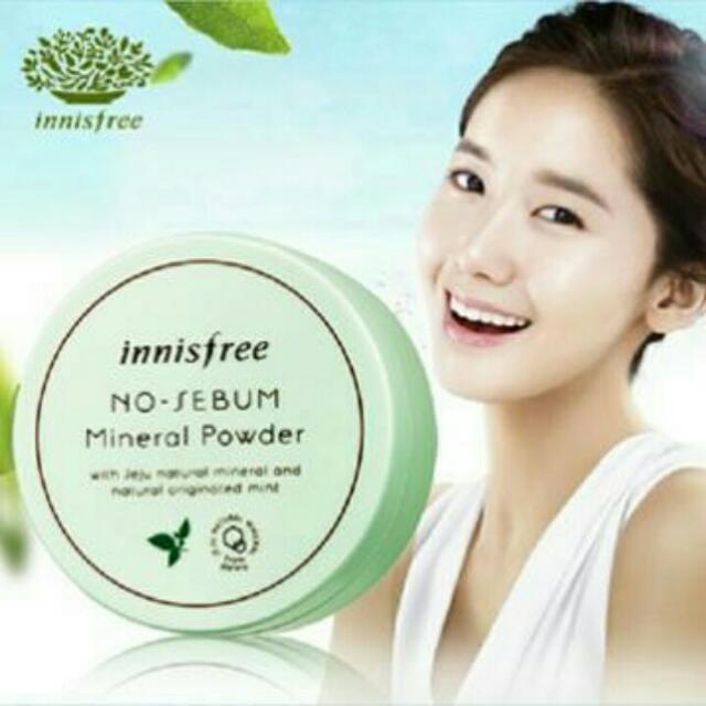 Innisfree No Sebum Mineral Powder [5g]