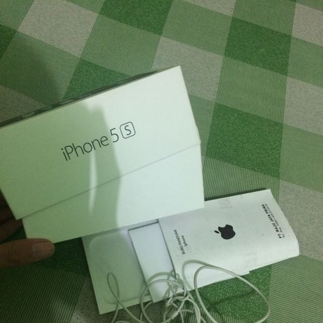 iphone 5s second 32gb