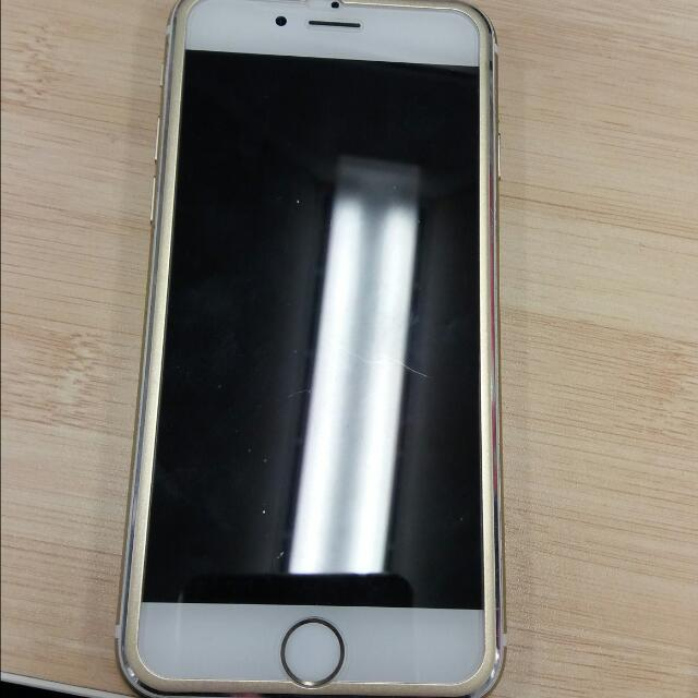 Bell Iphone 6 64gb Gold