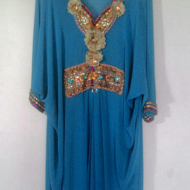 Kaftan Cantik With Beads From Inne Butik,  Was Bought 1.8jt.