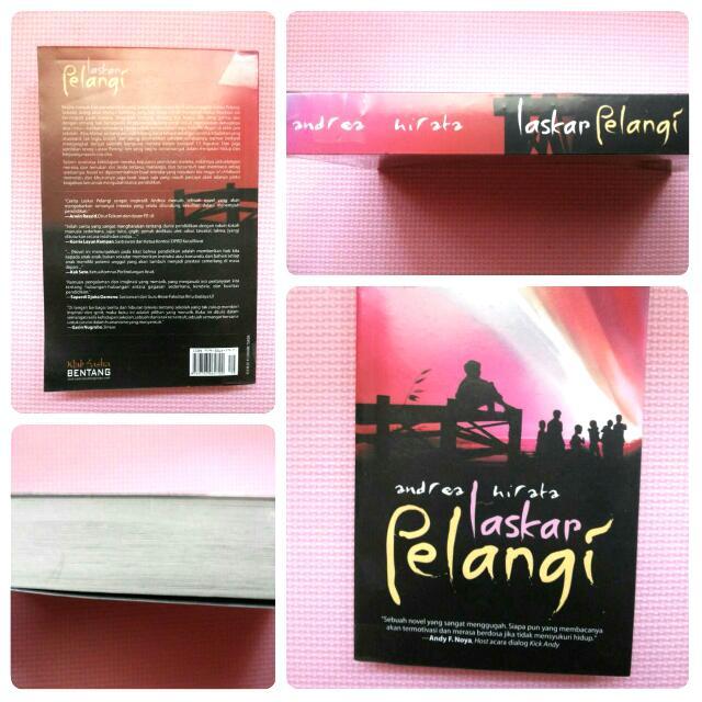 Laskar Pelangi by Andrea Hirata (Free Shipping)