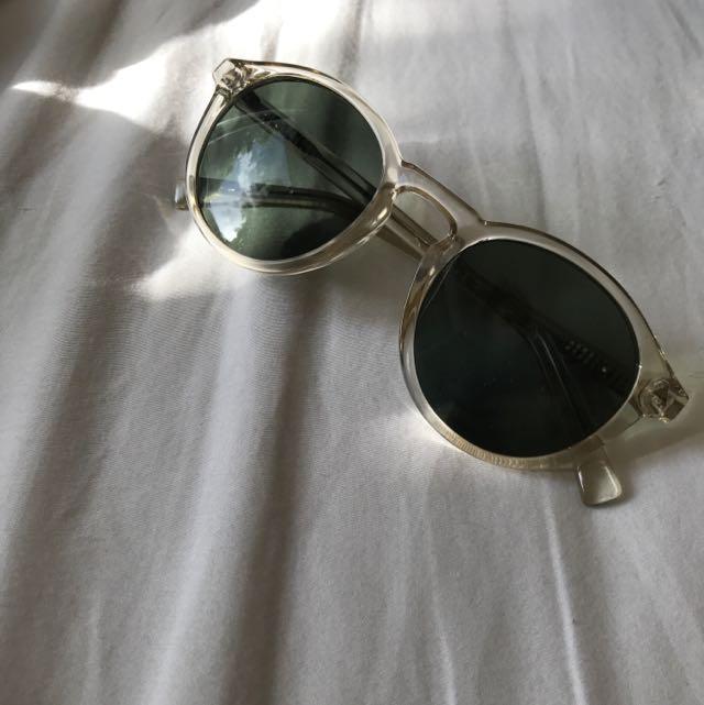 Perfect Stranger Retro Sunglasses
