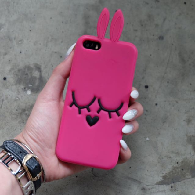 MARC JACOBS Silicone iPhone5/5s Case