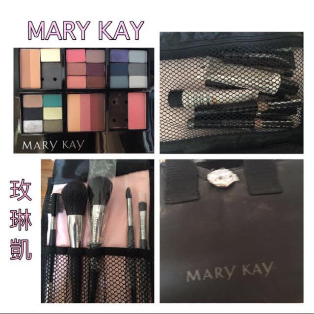 (二手)Mary Kay玫琳凱彩妝用品