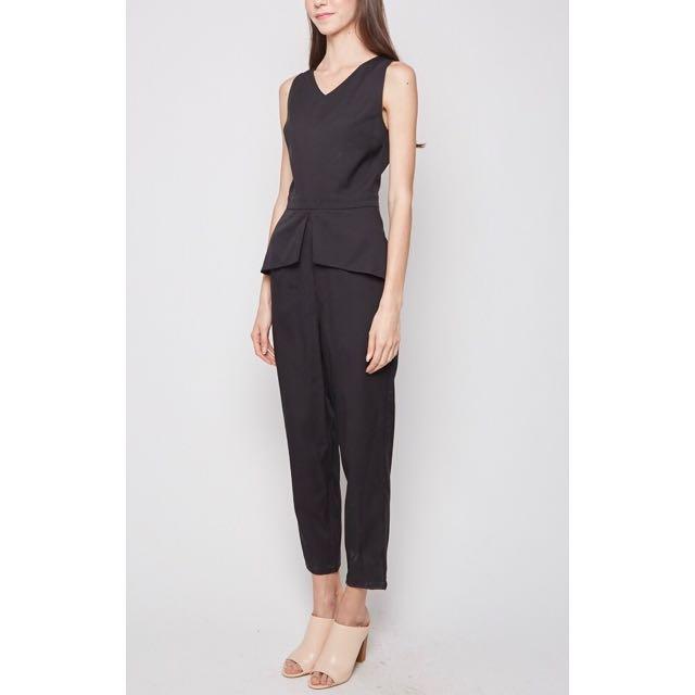 MDS black Jumpsuit (size M)