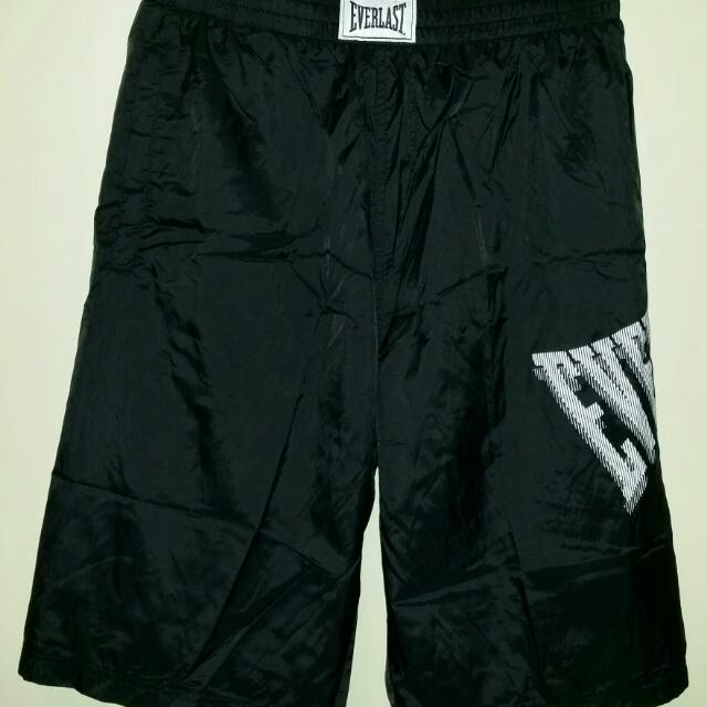SOLD ELSEWHERE- SML EVERLAST SHORTS