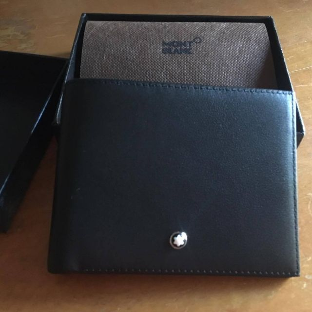 Montblanc Men's Leather Wallet