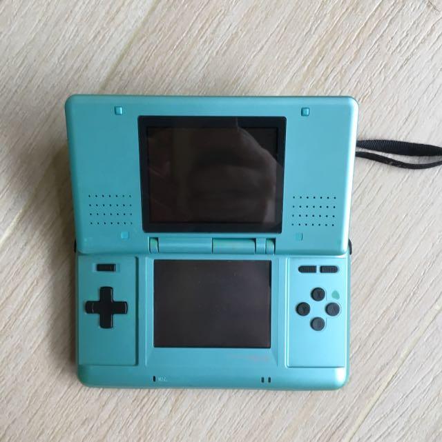 NDS 連Mariokart Game