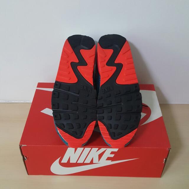 Nike Air Mac 90 Anniversary Infrared Snakes