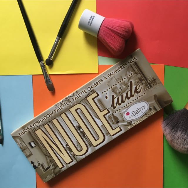 NUDE'tude by THE BALM - EYESHADOW PALETTE