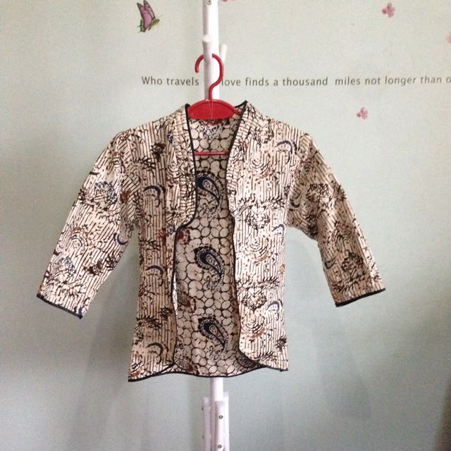 Outer Batik Two Side