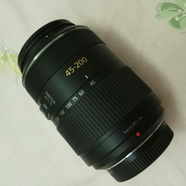 Panasonic 45-200mm 旅遊鏡 平輸