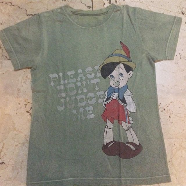Pinnochio Shirt