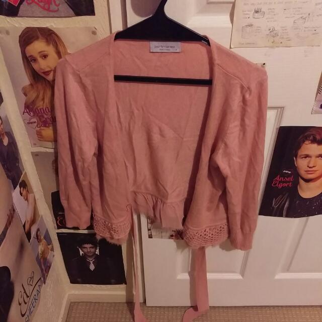 Portmans Pink Cardigan