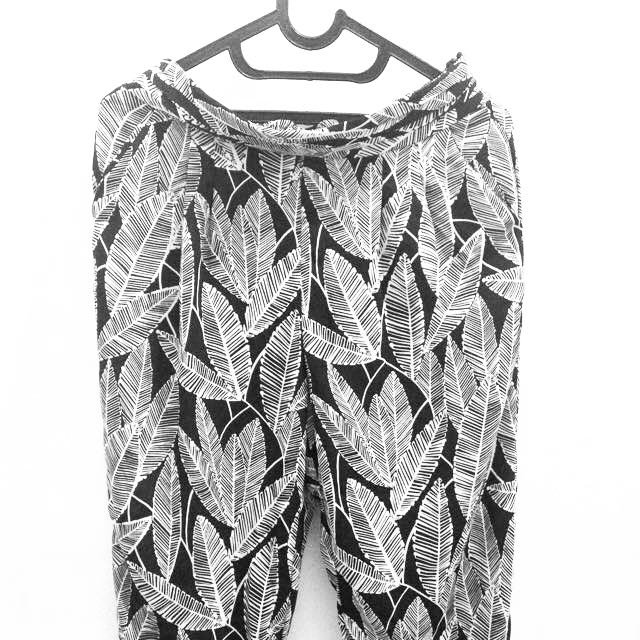 Printed Pants Forever 21