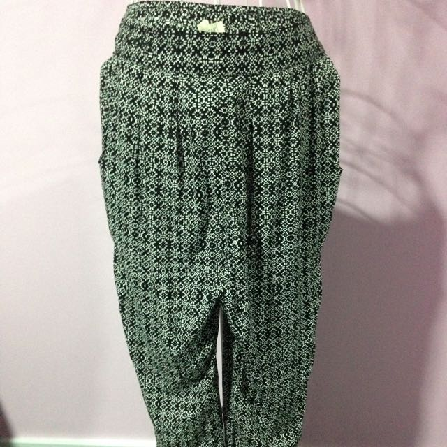 Ripcurl Harlem Black And White Pants - Size XS - New With Tags