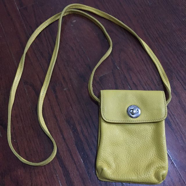 Roots Side Purse