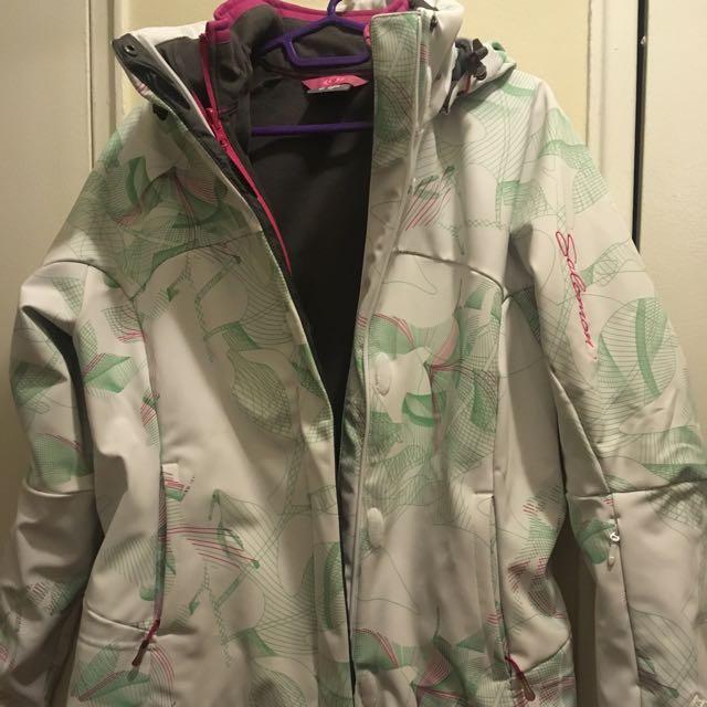 Ski Suit: Coat And Pants