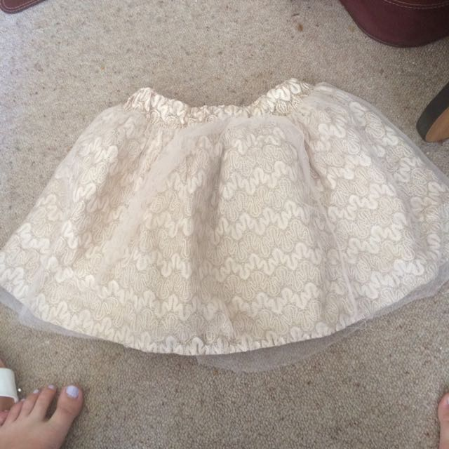 Small Mid Thigh Skirt