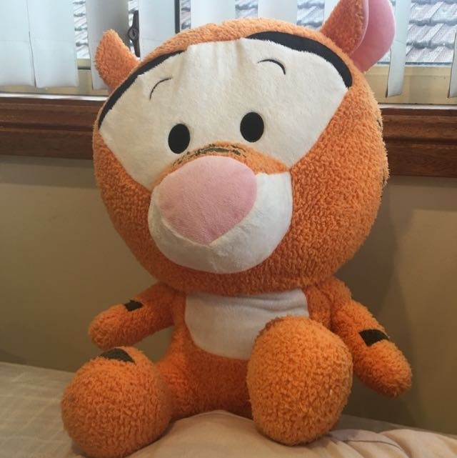 Soft Toy Tigger Tiger Plush Plushie