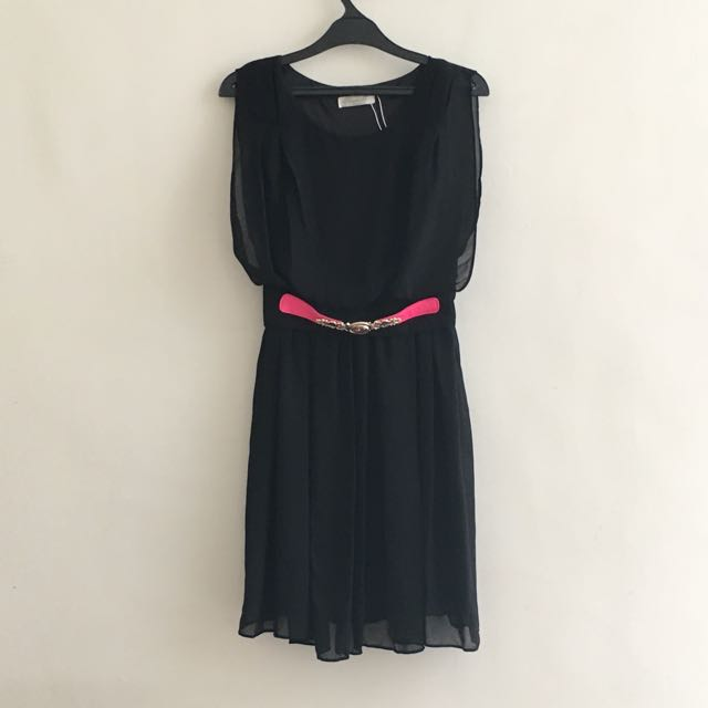 Swing Little Black Dress (LBD)