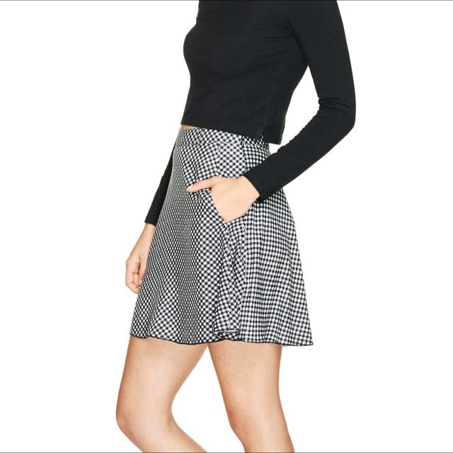 Talula Pocket Skirt From Aritzia