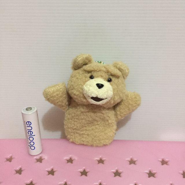 TED FINGER PUPPET