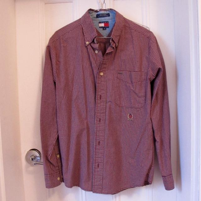 Tommy Hilfiger Shirt Size 10