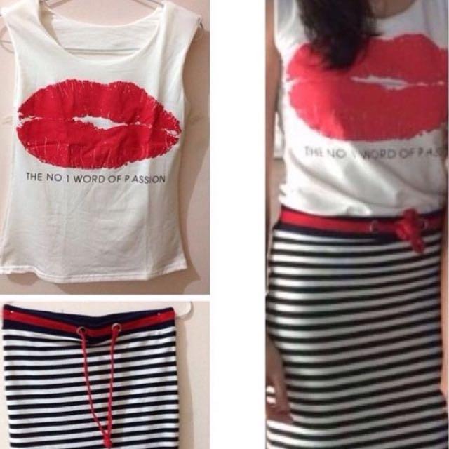 top n skirt 1 set!