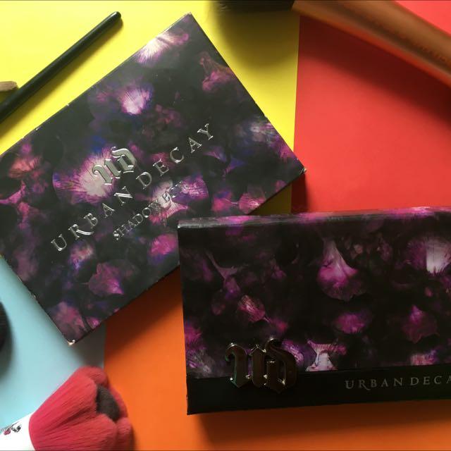 URBAN DECAY - Shadow Box