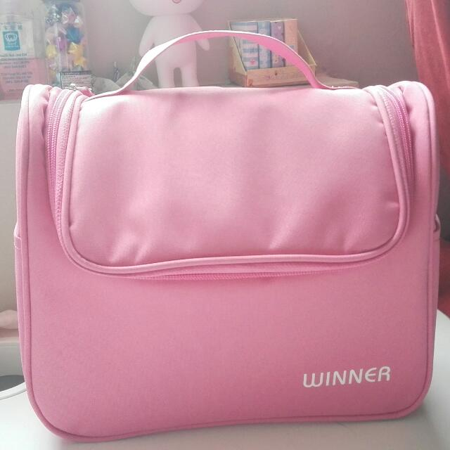 water proof travelling cosmetic bag