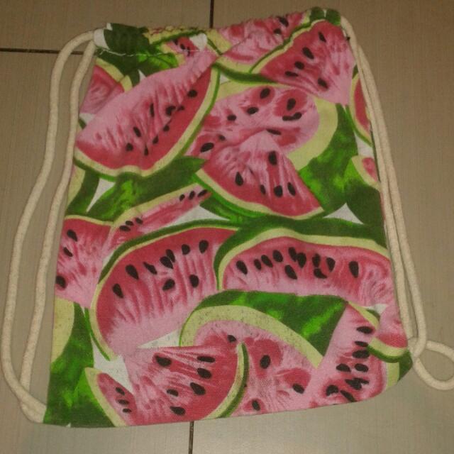 Watermelon Gym Bag