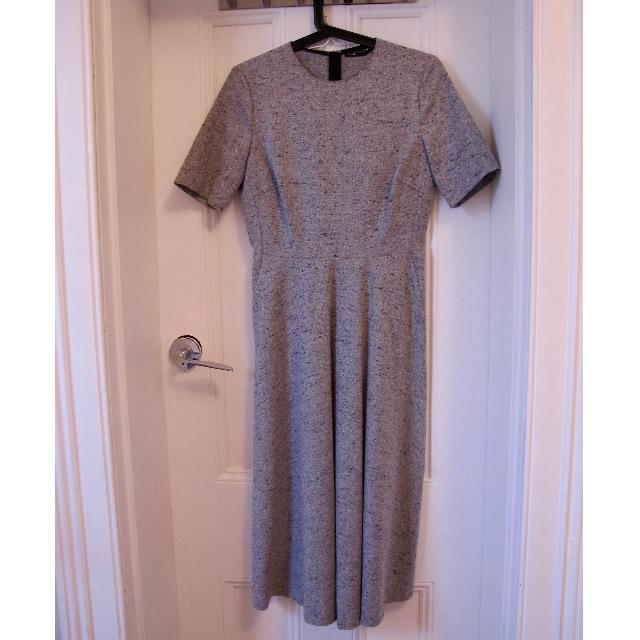 Zara Grew Midi Dress Size S