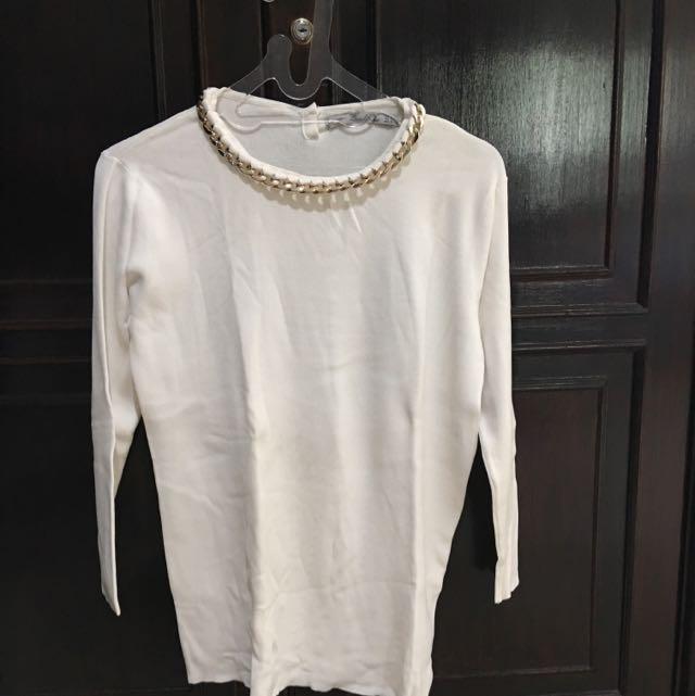Zara Jewel Sweater