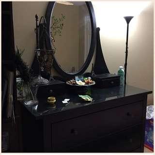 Queen Mattress And Dresser