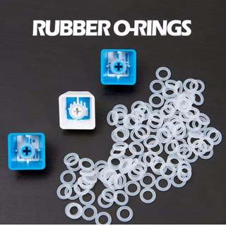 Keyboard O-Rings