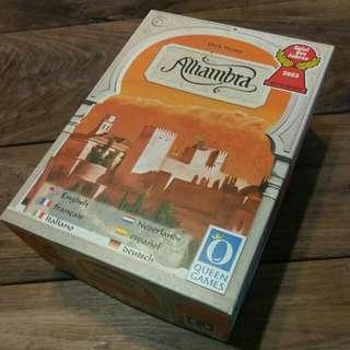 桌遊 Alhambra 阿爾漢布拉宮 正版